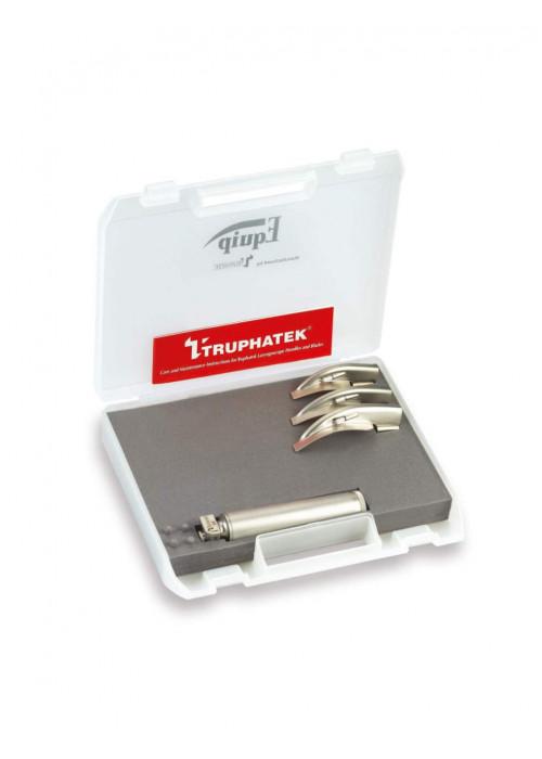 TRUPHATEK - Truphatek Equip (Standart) 3 Blade Pediatrik Laringoskop Seti 5702E